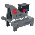 Groupe Électrogène sur Prise de Force Pedrollo G-THOR G-TS42 (AVR) 42 kVA 31 kW Puissance Tracteur mini 90 cv Mono 230 V ou Tri