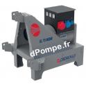Groupe Électrogène sur Prise de Force Pedrollo G-THOR G-TL130 (AVR) 130 kVA 110 kW Puissance Tracteur mini 300 cv Mono 230 V ou