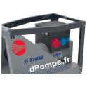 Kit Barres de Protection pour Groupe Électrogène Pedrollo G-THOR - dPompe.fr