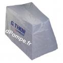 Housse de Protection pour Groupe Électrogène Pedrollo G-THOR - dPompe.fr