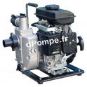 Motopompe Eau Claire Moyennement Chargée ACCESS J 14-40 Essence 14 m3/h max à 16 m HMT - dPompe.fr
