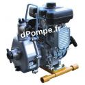 Motopompe Eau Claire Moyennement Chargée JARD 12 OHV Essence 7,5 m3/h max à 35 m HMT - dPompe.fr