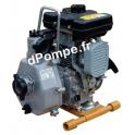 Motopompe Eau Claire Moyennement Chargée JARD 20 OHV Essence 16,2 m3/h max à 24 m HMT - dPompe.fr