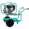Motopompe Eau Claire Moyennement Chargée TP 36 EX Brouette Essence 31,2 m3/h max à 32 m HMT - dPompe.fr