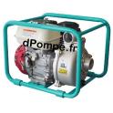 Motopompe Eau Claire Moyennement Chargée TP 36 H Essence 31,2 m3/h max à 32 m HMT - dPompe.fr