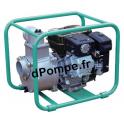 Motopompe Eau Claire Moyennement Chargée TP 65 EX Essence 60 m3/h max à 32 m HMT - dPompe.fr