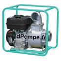 Motopompe Eau Claire Moyennement Chargée TP 110 EX Essence 90 m3/h max à 28 m HMT - dPompe.fr