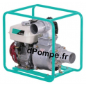 Motopompe Eau Claire Moyennement Chargée TP 110 H Essence 90 m3/h max à 28 m HMT - dPompe.fr