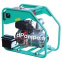 Motopompe Remi RD 75 XL13 DE Diesel 78 m3/h max à 28 m HMT