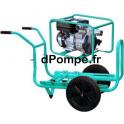 Motopompe Eau Très Chargée Travaux Intensifs SWT 50 EX Brouette Essence 45 m3/h max à 27 m HMT - dPompe.fr
