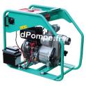 Motopompe Eau Très Chargée Travaux Intensifs SWT 75 DXL13 DE Diesel 69 m3/h max à 27 m HMT - dPompe.fr