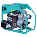 Motopompe Eau Très Chargée Travaux Intensifs SWT 120 DXL13 DE Diesel 105 m3/h max à 25 m HMT - dPompe.fr