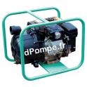 Motopompe Thermoplastique P52 EX Joints Viton Essence 45 m3/h max à 38 m HMT - dPompe.fr