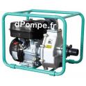 Motopompe Haute Pression JET 70 EX Essence 24 m3/h max à 50 m HMT - dPompe.fr