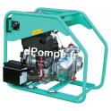 Motopompe Diesel Remi JET 100 DXL13 DE 27 m3/h max à 90 m HMT