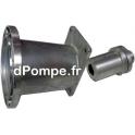 Kit Lanterne et Accouplement LAEX17PG1-I 5,5 ch Pompe GR1 ITA - dPompe.fr