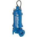 Pompe de Relevage Speroni ECOTRI 150S de 1,5 à 12 m3/h entre 16 et 5 m HMT Mono 230 V 1,1 kW - dPompe.fr