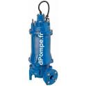 Pompe de Relevage Speroni ECOTRI 500T de 1,5 à 27 m3/h entre 29,5 et 9 m HMT Tri 400 V 3,7 kW - dPompe.fr