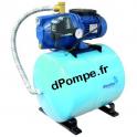 Surpresseur Speroni PRESS CAM152/58LD de 0,6 à 9 m3/h entre 45 et 10 m HMT Mono 230 V 1,1 kW - dPompe.fr