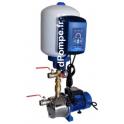 Surpresseur Speroni PRESS1 CAM100 de 0,6 à 3 m3/h entre 46 et 26 m HMT Mono 230 V 0,75 kW