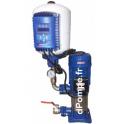 Surpresseur Speroni PRESS1 RV60 de 2,4 à 8,4 m3/h entre 66 et 32 m HMT Tri 400 V 2,2 kW