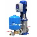 Surpresseur Speroni PRESS1 VS8-8 de 7 à 12 m3/h entre 76 et 52 m HMT Tri 400 V 3 kW
