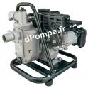 Motopompe Airmec MSA 40 Essence de 3,6 à 9,6 m3/h entre 18 et 8 m HMT 2,5 cv - dPompe.fr