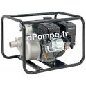 Motopompe Airmec MSA 50 Essence de 3,6 à 30 m3/h entre 28 et 10 m HMT 5,5 cv - dPompe.fr