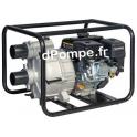 Motopompe Airmec MSA 80 TRASH Essence de 3,6 à 30 m3/h entre 28 et 20 m HMT 6,5 cv - dPompe.fr