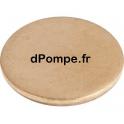 """Pastille d'Obturation Laiton pour Raccord 1"""" (26 x 34) Vendu par 10 - dPompe.fr"""