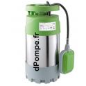 Pompe de Puits Renson WEDEEP de 1,5 à 5 m3/h entre 25 et 5 m HMT Mono 230 V 0,8 kW