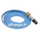 Amorce de Câble 1,5 m Bague Laiton pour Moteur Franklin Ancien Modèle - dPompe.fr