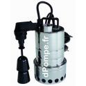 Pompe Vide Cave Renson MIZAR 30 de 1 à 9 m3/h entre 7,5 et 1,3 m HMT Mono 230 V 0,25 kW - dPompe.fr