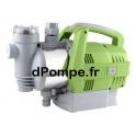 Pompe de Surface Renson WEMATIC 3,3 m3/h max à 38 m HMT max Mono 230 V 0,8 kW - dPompe.fr