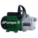 Pompe de Surface Renson MULTIREN75 de 0,3 à 4,8 m3/h entre 34 et 5 m HMT Mono 230 V 0,56 kW - dPompe.fr