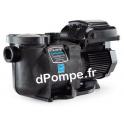 Pompe de Piscine Sta-Rite SUPERMAX S5P1RVS2 à Vitesse Variable de 3 à 26,5 m3/h entre 26 et 7,5 m HMT Mono 220 240 V 1,1 kW