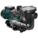 Pompe de Piscine Sta-Rite SUPERMAX S5P1RG3 de 3 à 30 m3/h entre 19,3 et 5,2 m HMT Tri 380 420 V 1,5 kW - dPompe.fr