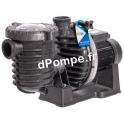 Pompe de Piscine Pentair SW5P6RF3 de 3 à 27,5 m3/h entre 19 et 4,3 m HMT Tri 400 V 1,1 kW - dPompe.fr