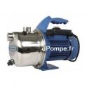 Pompe Monocellulaire Inox Renson de 0,6 à 2,4 m3/h entre 33 et 18 m HMT Mono 230 V 0,75 kW