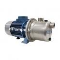 Pompe Monocellulaire Inox Renson ECC24JET de 0,6 à 3,6 m3/h entre 30 et 5 m HMT 24 V 0,5 kW
