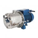 Pompe Multicellulaire Horizontale Renson NPU152TP de 0,6 à 4,8 m3/h entre 51 et 21 m HMT Tri 380 V 0,88 kW