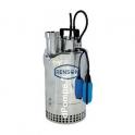 Pompe de Relevage Chantier Renson PCX1.5 de 3 à 30 m3/h entre 16 et 3 m HMT Mono 230 V 1,1 kW
