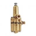 Régulateur Type K7 de 16 à 25 l/min Pression max 200 bar