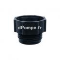 """Adaptateur 2"""" (50 x 60) S70 x 6 pour Pompe Manuelle et Fut Mauser"""