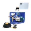 Récupérateur d'Eaux de Pluie Calpeda GEP MAT 18V1 de 0,3 à 5 m3/h entre 40 et 18 m HMT Mono 230 V 0,75 kW