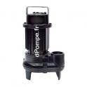 Pompe de Relevage Calpeda DGO 150-2-65VM Vortex 7,2 à 28,8 m3/h entre 7,2 et 3 m HMT Mono 230 V 1,1 kW