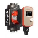 Circulateur Salmson SIRIUX Ô HOME 60-25 / 180 mm de 0,5 à 3,5 m3/h entre 6 et 1,3 m HMT Mono 230 V 45 W