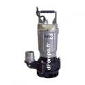 Pompe de Relevage Vortex Robin Subaru SUMO BHV401S de 1,5 à 15 m3/h entre 10,5 et 2 m HMT Mono 230 V 0,65 kW