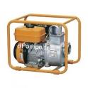 Motopompe Robin Subaru TH 63 EX Essence de 6 à 54 m3/h entre 27,5 et 7 m HMT