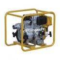 Motopompe Robin Subaru SWT 50 D Diesel de 6 à 45 m3/h entre 28 et 5 m HMT